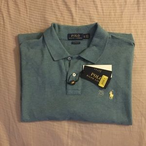 Short sleeve collar Polo tee